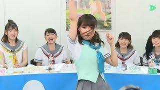 鈴木愛奈さん恥ずかしがる Aqours三年生組はあいにゃ好き過ぎる件 諏訪...