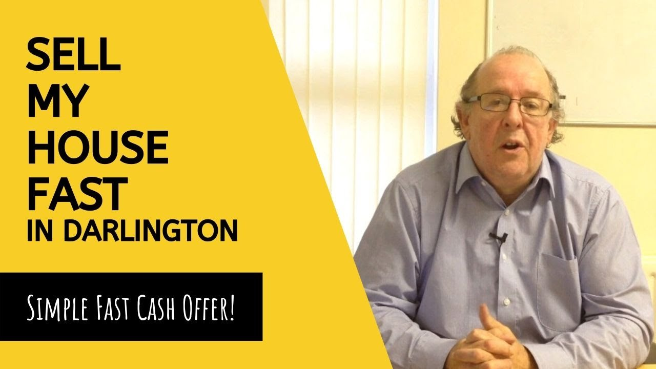 Sell My House Fast in Darlington - Simple Fast Cash Offer - SellWithRichard.co.uk