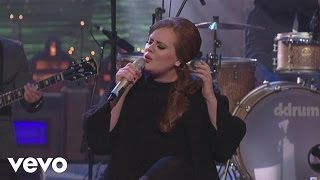 adele   dont you remember live on letterman