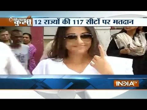 India TV Special coverage on LS Polls(Phase VI) in 12 states,117 seats Part 3