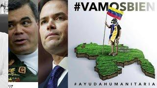 #UltimaHora Senador Marco Rubio dá ultimátum a generales de Maduro