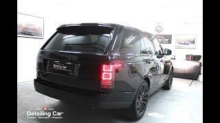 Detailing Car - Range Rover -Traitement Véhicule Neuf -Protection Céramique