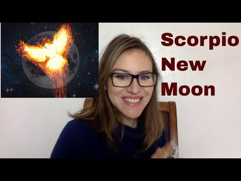 Weekly Horoscope Nov 13 -19. The LUCKIEST Astrology Day + SCORPIO NEW MOON Predictions for 12 signs