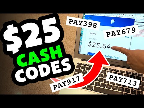 Free PayPal Money Cash Codes - Get Them Here (No Surveys) 2020 - Make Money Online