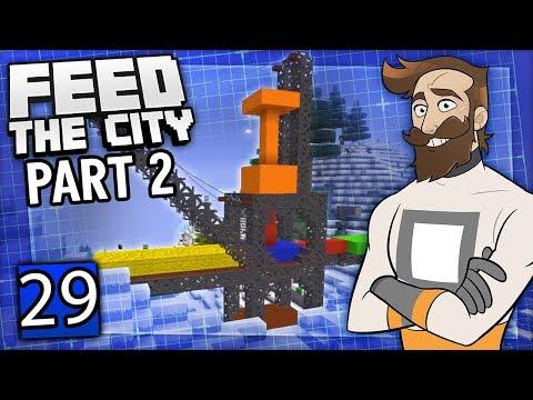 Feed The City #29 - Big Ol' Bucket Wheel (Bagger Part 2)
