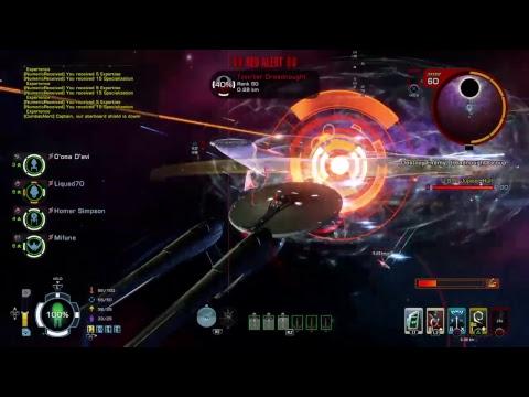 Star Trek Online Anyone? Part 28  Gravity Kills PvE Never Again!!!!