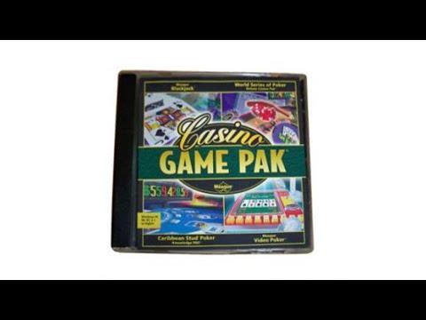 Masque Casino Game Pack Gameplay