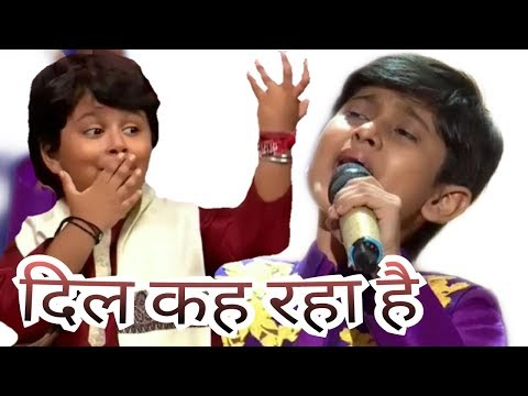 Phir Le Aaaya Deel By Shreyan Bhattacharya In Little Champs