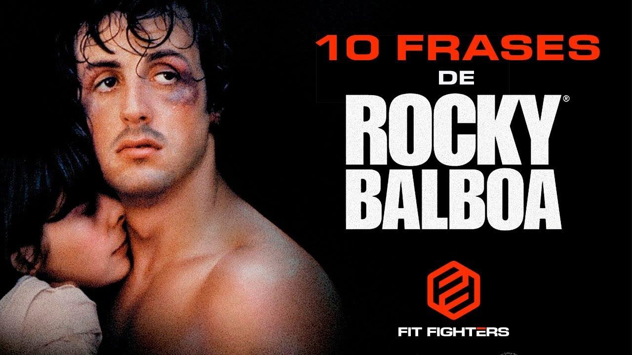 10 Frases De Rocky Balboa