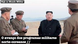 O avanço dos programas militares norte-coreanos thumbnail