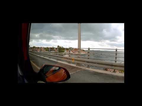 Ferry Boat Trip From Denmark Bojden   Fynshav To Germany