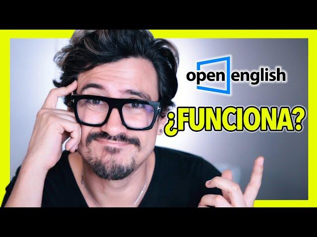 ANALIZANDO OPEN ENGLISH ¿FUNCIONA? (MI HONESTA OPINION)
