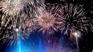 Салют байк шоу Волгоград 2013