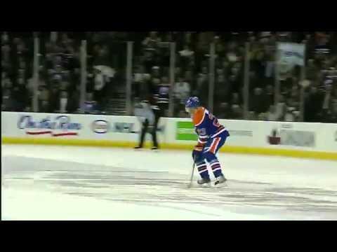 Linus Omark Edmonton Oilers Shootout Goal