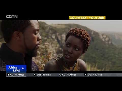 Kenyans flood to see Lupita Nyong'o in superhero film, Black Panther
