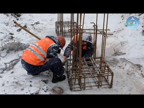 В посёлке Ключи Усть-Камчатского района возобновилось возведение остро необходимого детского сада