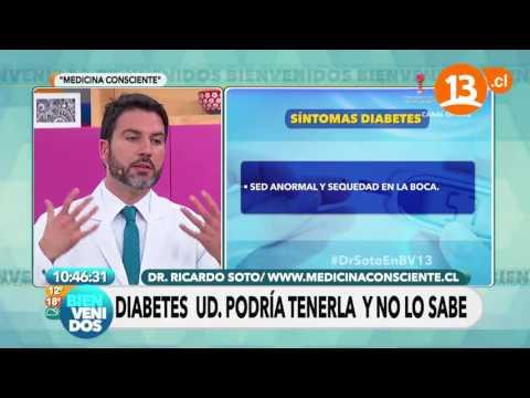 ¿Cuáles Son Los Síntomas De La Diabetes?   Bienvenidos
