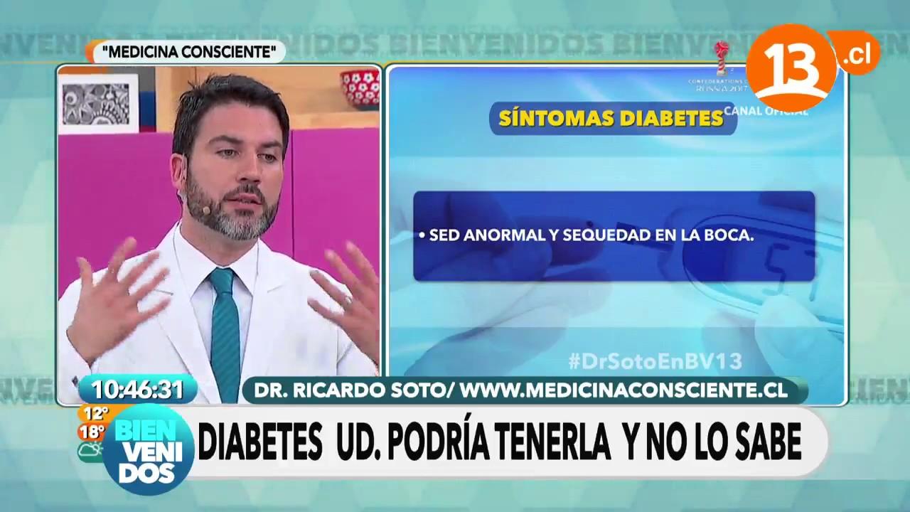 3sg más síntomas de diabetes