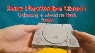 Sony PlayStation Classic | Unboxing + Návod na Hack + Recenze - Česky!  | CZ 1440p
