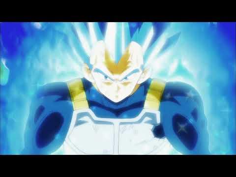 Custom Themes: Super Saiyan Blue Evolution Vegeta
