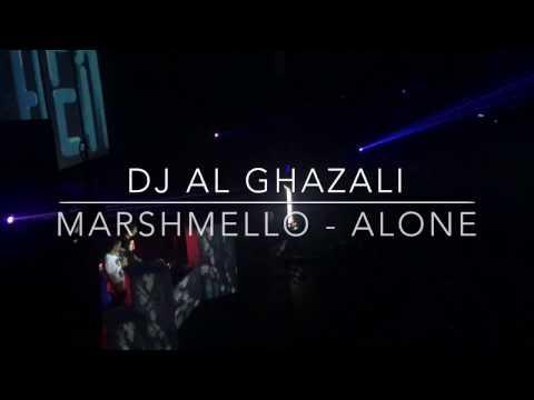 Marshmello - Alone ( DJ Al Ghazali Live at Center Stage Palembang )