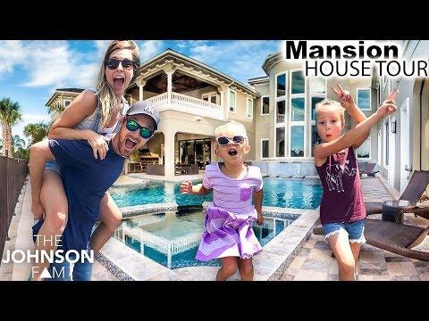 Our MILLION DOLLAR Mansion!!! 🤑 Full House Tour!