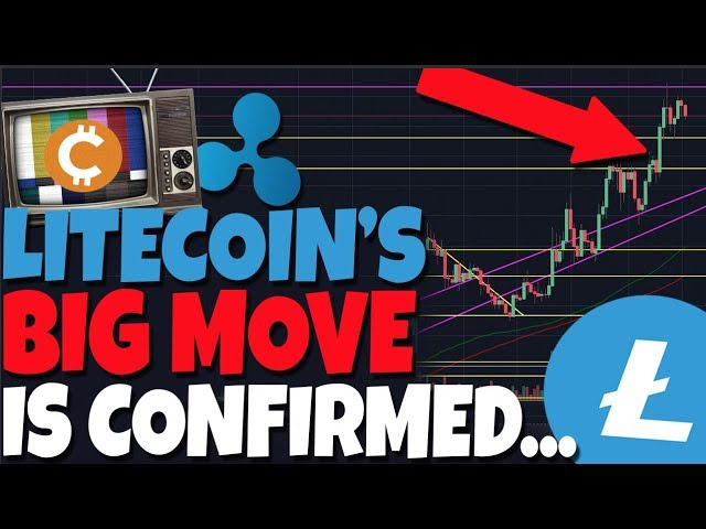 Litecoin's Big Move Is Confirmed! MOST IMPORTANT LITECOIN VIDEO (XRP Analysis)
