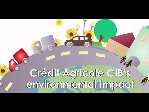 Decoding: Crédit Agricole CIB's environmental impact