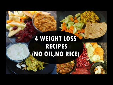 Weight Loss Recipes for Lunch|Diet Plan in Kannada|Health Tips|My Weight Loss Journey|No oil recipe