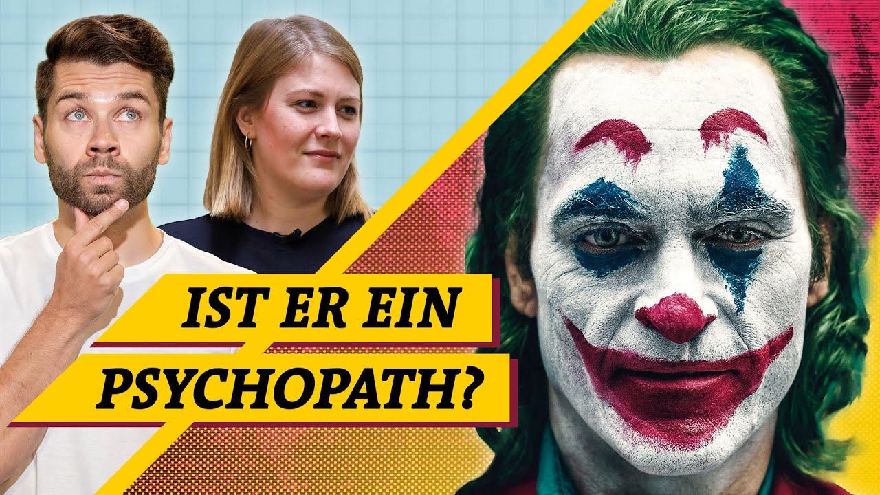 Der Joker auf der Couch - wie krank ist Arthur Fleck? feat. @psychologeek  | Science vs. Fiction