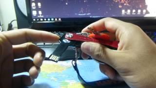 Gearbest - 32GGB USB 2.0 Flash Drive Key