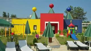 Eldar Resort 4 Елдар Резорт Кемер Турция обзор отеля все включено территория