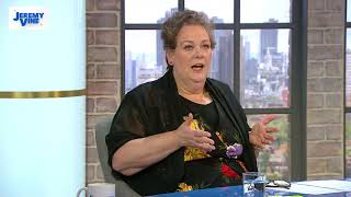 Anne Hegerty on being diagnosed with autism later on in life