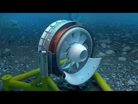 Clean Energy  Marine Turbine Works