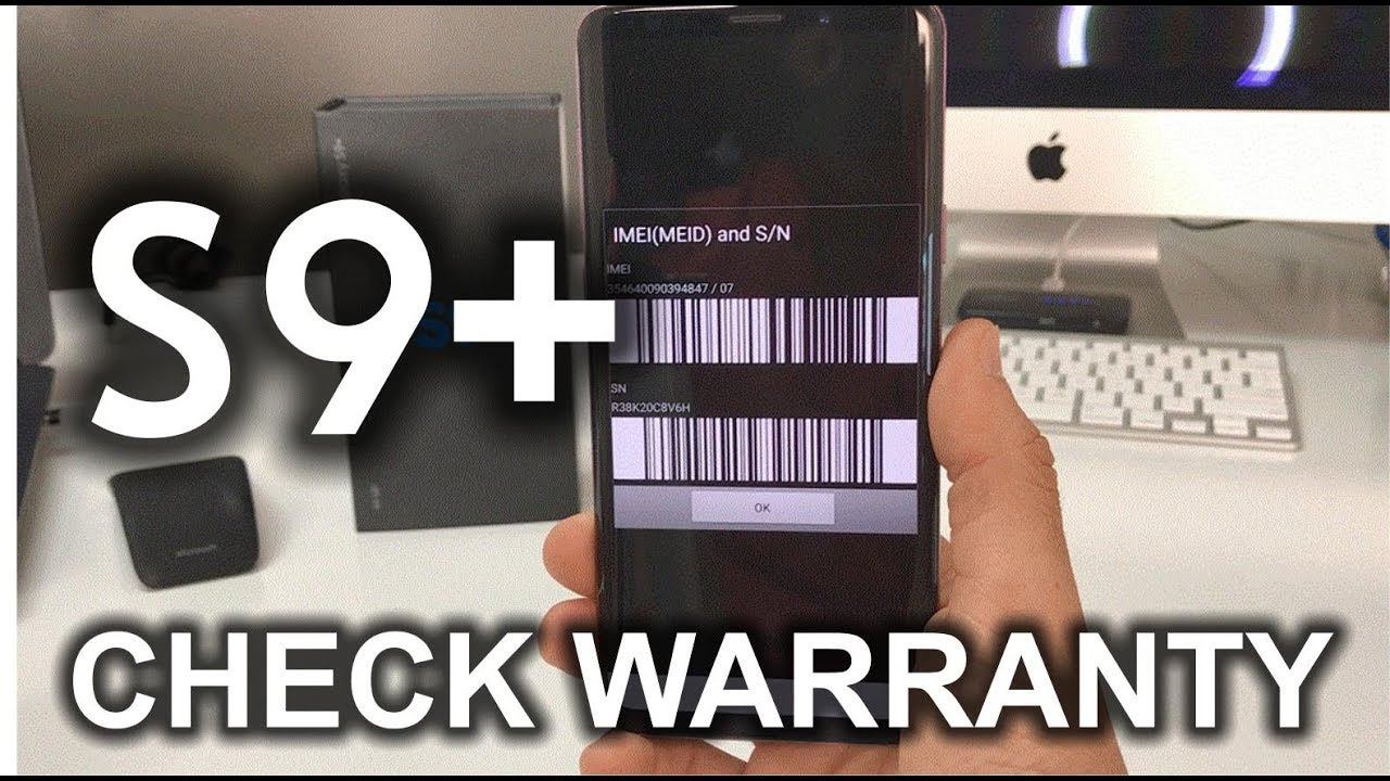 How To Check The Warranty Status Of Your Samsung Galaxy S9 Plus A6 2018 Resmi Sein