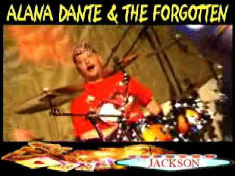 """alana dante sings """"jackson"""""""
