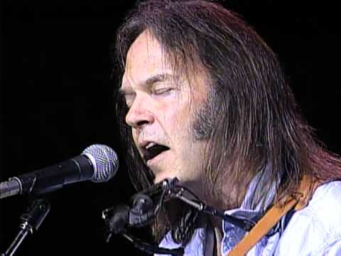 Neil Young Comes A Time Live At Farm Aid 1995 Youtube