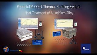 [TR-200129/0] เครื่องวัดอุณหภูมิชนิดติดตามสินค้า อะลูมิเนียมขึ้นรูปด้วยกรรมวิธีทางความร้อน CQI-9