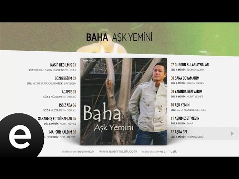 Aşka Gel (Baha) Official Audio #aşkagel #baha - Esen Müzik