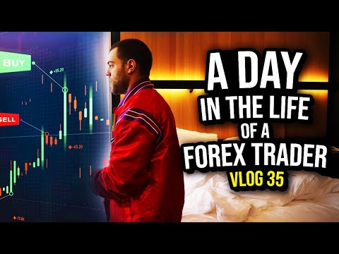 canada-forex-trader-vlog-|-enjoying-real-forex-profits-in-a-luxurious-hotel-💰