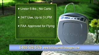1st Class Medical Oxygen Concentrator Commercial