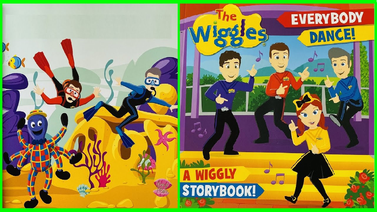 Wiggles Everybody Clever
