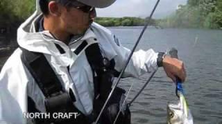 究極のリバーシーバス  The latest technique of the Japanese fishing thumbnail