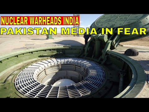 India has fissile material stock worth 2,600 nuclear warheads  Pak Media