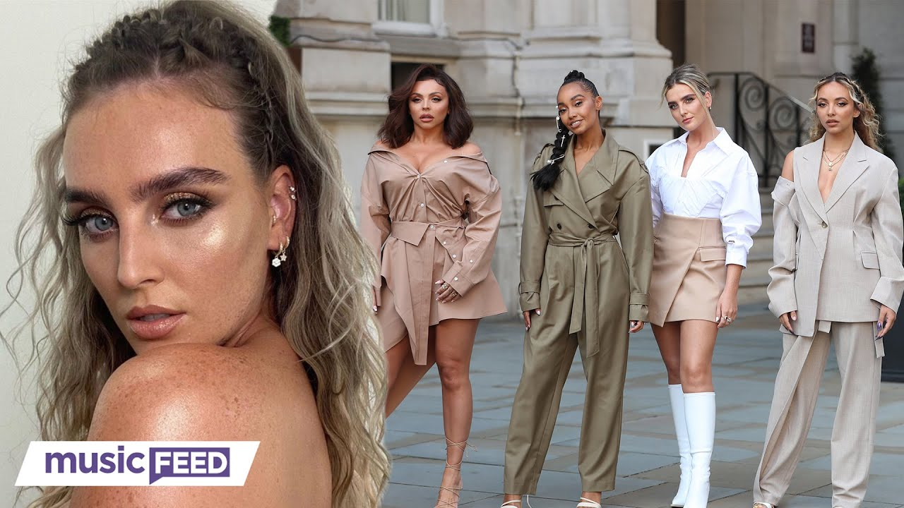 Download Perrie Edwards Tried To QUIT Little Mix 1 Year Before Jesy Nelson?