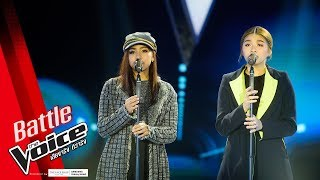 VS - Fix You - Battle - The Voice Thailand 2018 - 11 Feb 2019