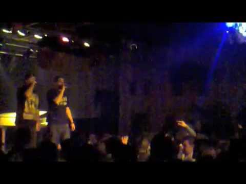 2po2 Feat Capital-t Live Zvicerr 14.11.2009