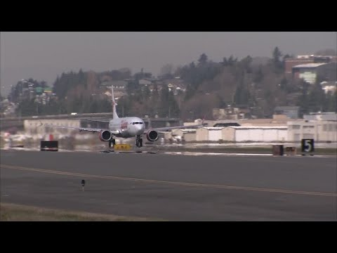 Boeing 737 MAX 9 first delivery