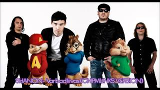 SHANON - Varbad liivas (CHIPMUNKS VERSION)