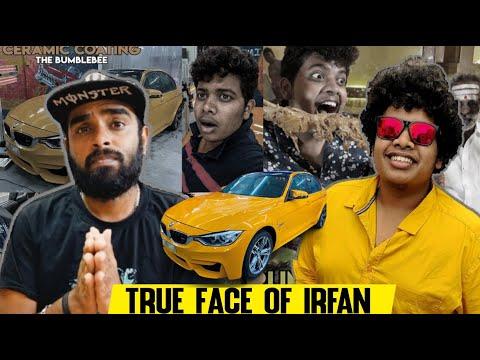 Irfan's YouTube Revenue & BMW Controversy - Hi Bro Epdi Irukinga With irfan's View   Enowaytion Plus